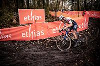 Tom Meeusen (BEL/Hens-Maes)<br /> <br /> Jaarmarktcross Niel (BEL) 2020<br /> Men's Race<br /> <br /> ©kramon