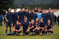 160806 Wellington 1st XI Football - HIBS v Wellington College