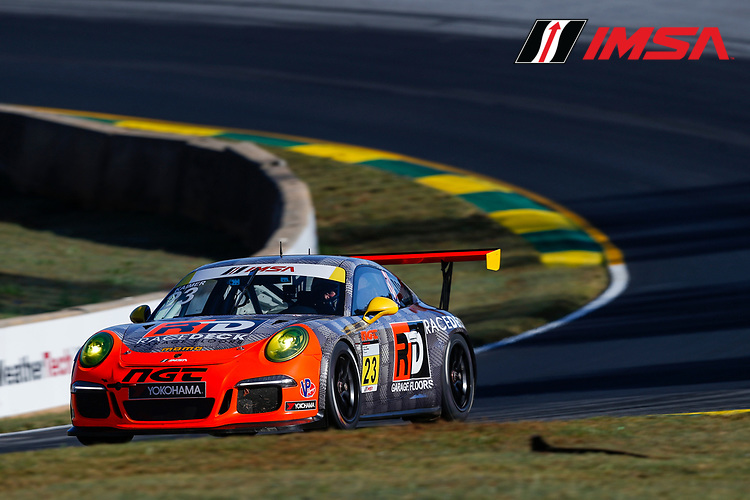 IMSA Porsche GT3 Cup Challenge USA<br /> Road Atlanta<br /> Road Atlanta, Braselton GA<br /> Thursday 5 October 2017<br /> 23, Fred Kaimer, GT3G, USA, 2016 Porsche 991<br /> World Copyright: Jake Galstad<br /> LAT Images