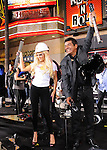 Bridget Marquardt and George Lopez at The Hard Rock Cafe Hollywood's grand opening party in Hollywood, California on October 21,2010                                                                               © 2010 Hollywood Press Agency