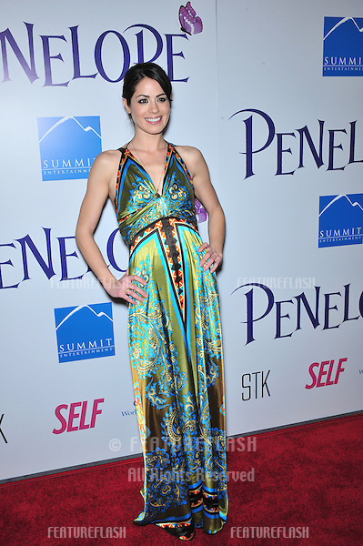 """Michelle Borth at the Los Angeles premiere of """"Penelope"""" at the Directors Guild Theatre, West Hollywood..February 20, 2008  Los Angeles, CA.Picture: Paul Smith / Featureflash"""