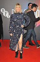 """Mika Simmons at the 65th BFI London Film Festival """"Belfast"""" American Airlines gala, Royal Festival Hall, Belvedere Road, on Tuesday 12th October 2021, in London, England, UK. <br /> CAP/CAN<br /> ©CAN/Capital Pictures"""