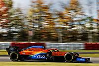 10th October 2020, Nuerburgring, Nuerburg, Germany; FIA Formula 1 Eifel Grand Prix, Qualifying sessions;  4 Lando Norris GBR, McLaren F1 Team