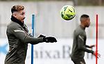 Atletico de Madrid's Hector Herrera during training session. March 1,2021.(ALTERPHOTOS/Atletico de Madrid/Pool)