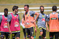 161220 A-League Football - Wellington Phoenix Training