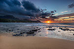 Poipu coast, Kauai Island, Hawaii
