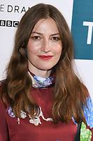 "LONDON, UK. September 25, 2019: Kelly Macdonald at the"" GIRI/HAJI"" screening at the Curzon Bloomsbury, London.<br /> Picture: Steve Vas/Featureflash"