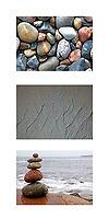 Nature Beach collage