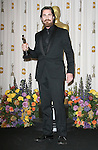 Christian Bale attends the 83rd Academy Awards held at The Kodak Theatre in Hollywood, California on February 27,2011                                                                               © 2010 DVS / Hollywood Press Agency