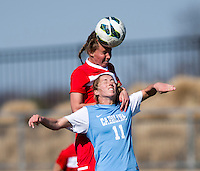 Washington Spirit vs UNC Tar Heels, March 30, 2013
