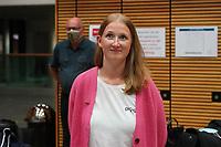 SPD Direktkandidatin Melanie Wegling glückliche Siegerin - Gross-Gerau 26.09.2021: Ergebnisse Bundestagswahl im Kreistag