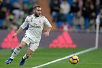 Real Madrid's Daniel Carvajal during La Liga match. December,15,2018. (ALTERPHOTOS/Alconada)