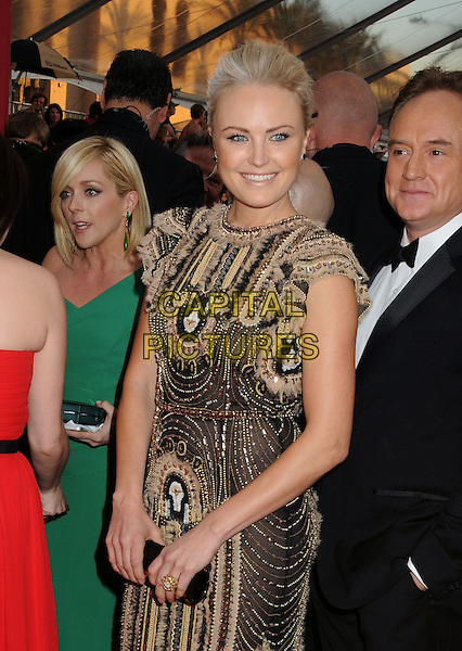 18 January 2014 - Los Angeles, California - Malin Akerman. 20th Annual Screen Actors Guild Awards - Arrivals held at The Shrine Auditorium. Photo Credit: Byron Purvis/AdMedia<br /> CAP/ADM/BP<br /> ©Byron Purvis/AdMedia/Capital Pictures