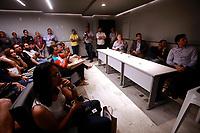 Convidados conhecem o novo Parque Estadual do Utinga<br /> Jornalistas, influenciadores digitais e membros da sociedade civil organizada participaram, nesta quinta-feira (15), da visita guiada ao Parque Estadual do Utinga (Peut) que será inaugurado na sexta-feira (16), às 16h30. Os convidados foram recebidos pelo secretário estadual de Cultura, o arquiteto Paulo Chaves; pelo presidente do Ideflor-bio, Thiago Novaes; pelo gerente do Peut, Julio Meyer; pelo secretário de comunicação, Daniel Nardin e pelo representante da diretoria da Unidade de Conservação do Parque, Wendel Andrade.<br /> <br /> Criado para manter os lagos do Bolonha e Água Preta, responsáveis por abastecer Belém de água potável, o Parque Estadual do Utinga ocupa uma área de 1.393,088 hectares e abriga diversas espécies da fauna e da flora amazônica.  Usado para caminhadas, passeios de bicicletas, patins e skates, prática de rapel, canoagem e outros esportes<br /> Por se tratar de uma Unidade de Conservação, o espaço é uma mostra significativa do que é o ecoturismo na Amazônia.