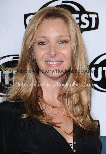 Lisa Kudrow at The 2009 Outfest Opening Night Gala of LA MISSION held at The Orpheum Theatre in Los Angeles, California on July 09,2009                                                                   Copyright 2009 Debbie VanStory / RockinExposures