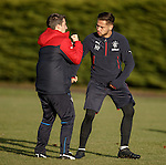 Gary Sherriff and Harry Forrester