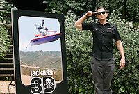 Johnny Knoxville.Roma 01/12/2010 Jackass 3D - Photocall - Hotel De Russie, Rome..Photo Zucchi Insidefoto