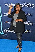 "LOS ANGELES, CA: 18, 2020: Octavia Spencer at the world premiere of ""Onward"" at the El Capitan Theatre.<br /> Picture: Paul Smith/Featureflash"
