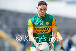Paudie Clifford, Kerry before the Allianz Football League Division 1 South between Kerry and Dublin at Semple Stadium, Thurles on Sunday.