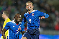 USMNT vs Denmark, Wednesday, March 25, 2015