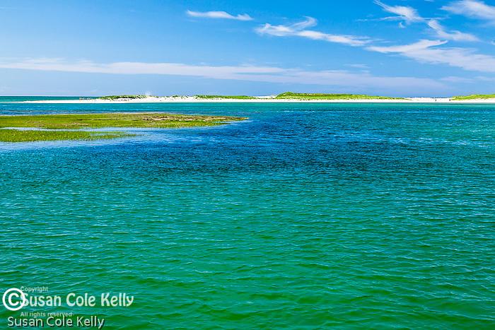 A beautiful day at Bass Hole in Yarmouth, Cape Cod, MA, USA