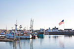 The harbor of Westport, at the south entrance to Grays Harbor, has long been a favorite of fishermen and beach goers alike.