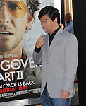 Ken Jeong at Warner Bros Pictures' L.A. Premiere of The Hangover Part 2 held at The Grauman's Chinese Theatre in Hollywood, California on May 19,2011                                                                               © 2011 Hollywood Press Agency
