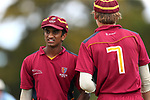 Kings College 1st XI v Auckland Grammar, Auckland, 24 March 2021. Photo: Simon Watts/www.bwmedia.co.nz