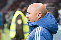 Argentina coach Jorge Sampaoli during friendly match between Spain and Argentina at Wanda Metropolitano in Madrid , Spain. March 27, 2018. (ALTERPHOTOS/Borja B.Hojas) /NortePhoto.com NORTEPHOTOMEXICO