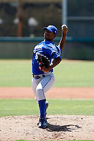 Leondy Perez  - Kansas City Royals - 2009 extended spring training.Photo by:  Bill Mitchell/Four Seam Images