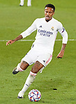 Real Madrid's Eder Militao during UEFA Champions League match. October 20,2020.(ALTERPHOTOS/Acero)