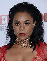 Regina Hall @ the premiere of 'Barber Shop The Next Cut' held @ the Chinese theatre.<br /> April 6, 2016