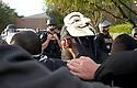 AJ Alexander -    11/30/11 - Protest against ALEC (American Legislative Exchange Council) at the  HE WESTIN  KIERLAND RESORT & SPA in Phoenix, AZ.  On Wednesday, November 30, 2011..Photo by AJ Alexander