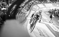 Iljo Keisse (BEL/Etixx-QuickStep)<br /> <br /> 2016 Gent 6<br /> day 1