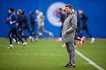 28.02.2020 Rangers training: Steven Gerrard