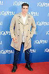 """Xuxo Jones attends to the premiere of the film """"¡Canta!"""" at Cines Capitol in Madrid, Spain. December 18, 2016. (ALTERPHOTOS/BorjaB.Hojas)"""
