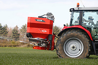13-4-2021 Applying nitrogen to Winter wheat in Rutland <br /> ©Tim Scrivener Photographer 07850 303986<br />      ....Covering Agriculture In The UK....