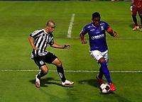 São Paulo (SP), 28/02/2021 - Santo André-Santos - Partida entre Santo André e Santos válida pela primeira rodada do Campeonato Paulista neste domingo (28) no estádio do Canindé em São Paulo.