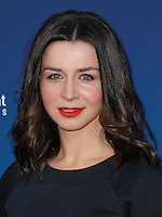 """HOLLYWOOD, LOS ANGELES, CA, USA - APRIL 29: Caterina Scorsone at the Los Angeles Premiere Of TriStar Pictures' """"Mom's Night Out"""" held at the TCL Chinese Theatre IMAX on April 29, 2014 in Hollywood, Los Angeles, California, United States. (Photo by Xavier Collin/Celebrity Monitor)"""