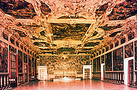 Venice:  Palazzo Ducale--The Great Council Chamber.  Reference only.