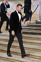 """David Beckham<br /> arriving for the world premiere of """"Our Planet"""" at the Natural History Museum, London<br /> <br /> ©Ash Knotek  D3491  04/04/2019"""