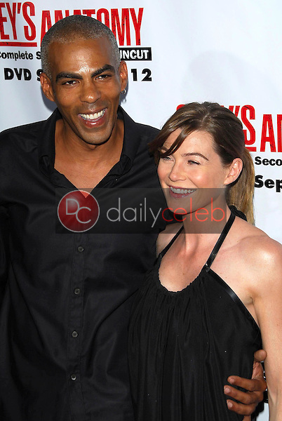 """Ellen Pompeo and guest<br />at the """"Grey's Anatomy"""" Season 2 DVD Launch Party. Social, Hollywood, CA. 09-05-06<br />Dave Edwards/DailyCeleb.com 818-249-4998"""