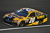 Monster Energy NASCAR Cup Series<br /> Monster Energy NASCAR All-Star Race<br /> Charlotte Motor Speedway, Concord, NC USA<br /> Saturday 20 May 2017<br /> Matt Kenseth, Joe Gibbs Racing, DEWALT Benefiting Wounded Warriors Project Toyota Camry<br /> World Copyright: Nigel Kinrade<br /> LAT Images<br /> ref: Digital Image 17CLT1nk06187