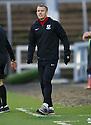 Ayr Utd Manager Mark Roberts .
