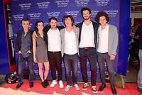 Champs Elysees Film Festival 2017<br /> Jean Fornerod, Camille Claris, Loic Paillard, Benoit Chauvin , Sylvain Mossot, Etienne Beydon