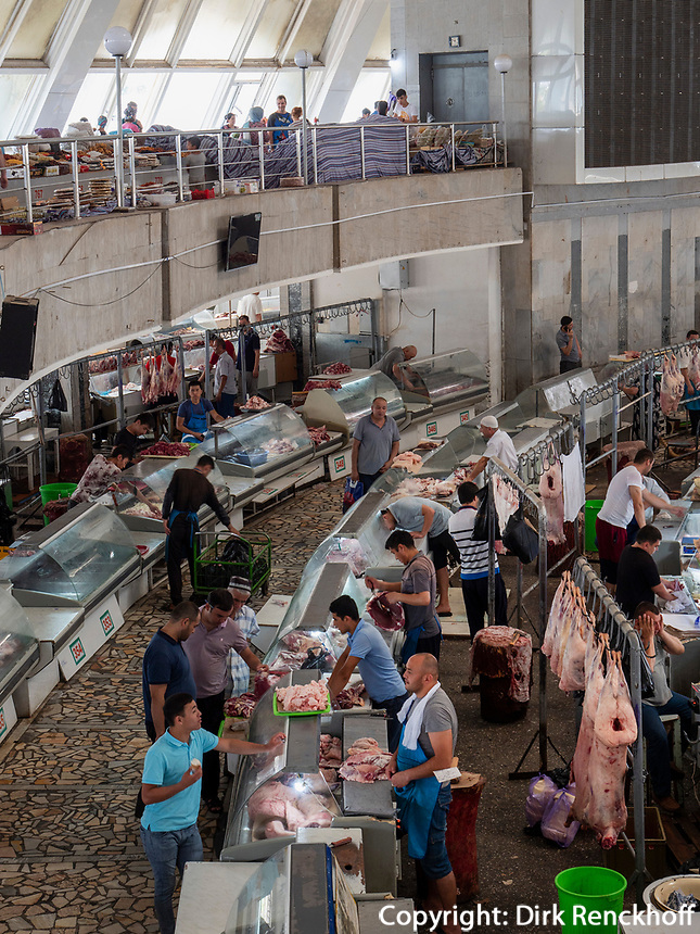 Chorsu-Basar in Taschkent, Usbekistan, Asien<br /> Chorsu-Bazaar in Tashkent, Uzbekistan, Asia