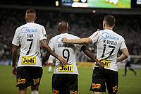 Sao Paulo (SP), 12/02/2020 - Corinthians-Guarani (PAR) - Bosellicomemora segundo gol. Corinthians e Guarani (PAR), durante partida de volta, valida pela segunda fase da Libertadores, na Arena Corinthians, zona leste da capital, na noite desta quarta-feira (12). (Foto: Ale Frata/Codigo 19/Codigo 19)