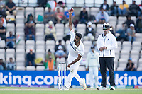 Ravichandran Ashwin, India in action during India vs New Zealand, ICC World Test Championship Final Cricket at The Hampshire Bowl on 23rd June 2021