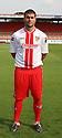 Dani Lopez of Stevenage<br />   Stevenage FC Team Photoshoot - Lamex Stadium, Stevenage - 16th July, 2013<br />  © Kevin Coleman 2013