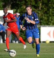 FC Veldegem  : Davey Rossel<br /> Foto VDB / Bart Vandenbroucke